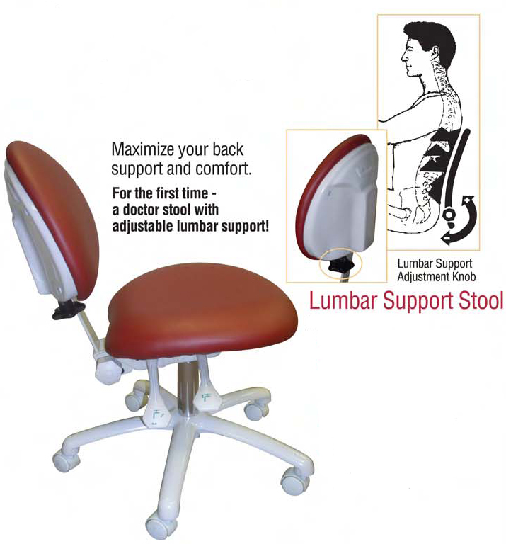 Manual Lumbar Support Manual Lumbar Support Prevents